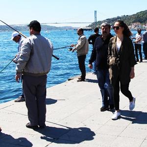 İstanbul'da termometreler 29 dereceyi gösterdi !