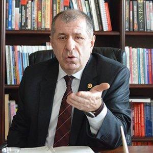 Prof. Dr. Ümit Özdağ: ''MHP baraja takılır''