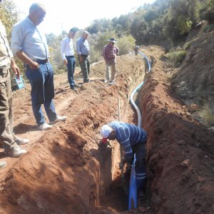 Kumluca'da içme suyu sorunu kalmayacak