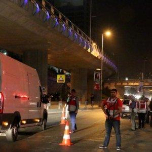 İstanbul'da helikopterli operasyon !