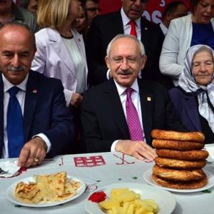 Kılıçdaroğlu yine gaf yaptı !