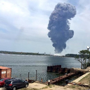Meksika'da petrol tesisinde patlama !