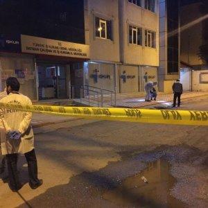 İşkur binasına bombalı saldırı
