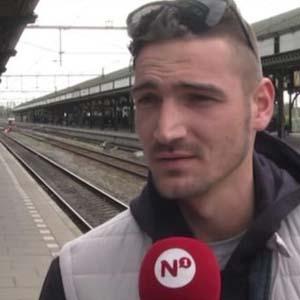 Hollanda bir Türk'ü konuşuyor ! Kahraman ilan edildi