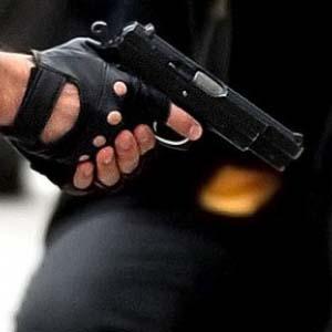 Uzun namlulu silahlarla banka soygunu