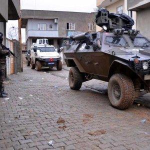 PKK'ya özyönetim operasyonu: Çok sayıda gözaltı var