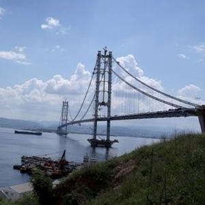 Osman Gazi Köprüsü neden kavisli yapıldı ?