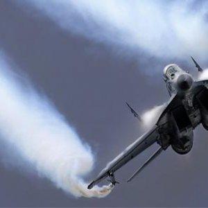 Rus savaş uçağı düşürüldü