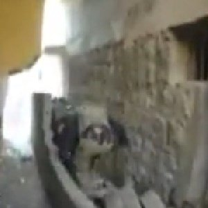 Şırnak'ta PKK'lılarla çatışma anı kamerada