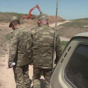 Azerbaycan'da cephe hattında 24 yıl sonra bir ilk