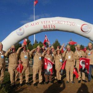 Çanakkale'de Mehmetçik üniforması giymek en büyük onurdur!