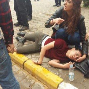 Üniversitede kavga: 13 kişi yaralandı