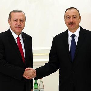 Bakü'de Erdoğan ve Aliyev'den kritik zirve !