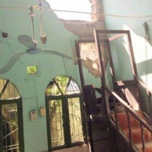 PKK camiye bile tünel kazmış !