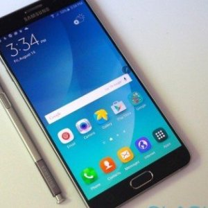 Samsung Note 6'da büyük değişiklik