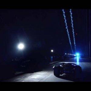 Batmobile 3. Köprü'den geçti !