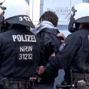 Almanya'da PKK'nın elebaşları yakalandı !