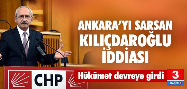 Kılıçdaroğlu tutuklanacak iddiası ! Hükümet harekete geçti