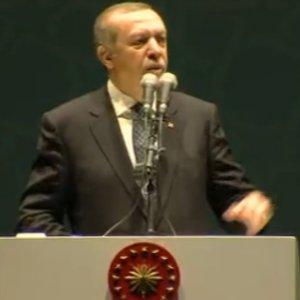 Erdoğan: Yaşananlar değişim dalgasının habercisi