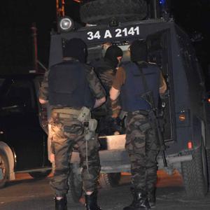 İstanbul'da DHKP-C ve IŞİD'e operasyon !