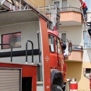 Evleri gaz doldu ama ikisi de yok !