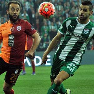 Galatasaray hasreti dindiremedi !