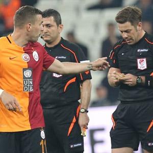 Galatasaraylıları çıldırtan pozisyon