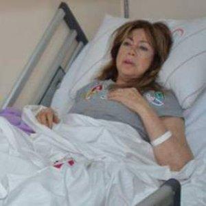 Aynur Aydan hastaneye kaldırıldı