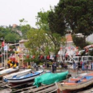Ali Yılmaz Balıkçılar Parkı açılıyor