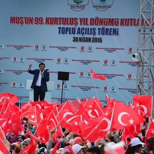 Davutoğlu'ndan kavgacı HDP'lilere sert tepki !