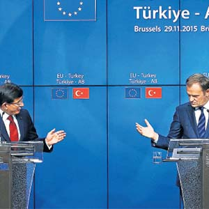 ''AB, Türkiye'nin önünü açacak''