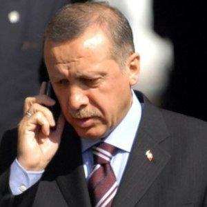 Erdoğan'dan telefon trafiği