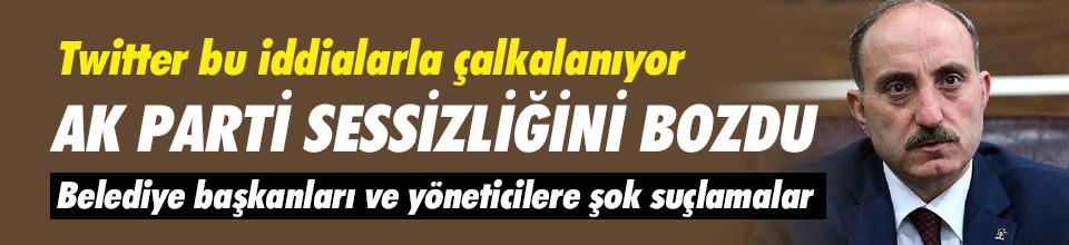 AK Parti'yi karıştıran iddialar mahkemelik oluyor