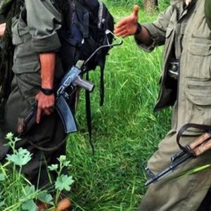 Mersin'de bombacı terörist yakalandı !