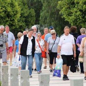 Bodrum'a turist akını başladı