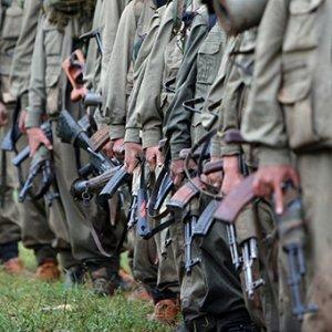 PKK'lının cebinden Amerikan Doları çıktı !