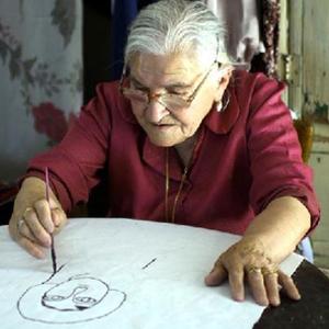 Ünlü sanatçı Nasra Şimmeshindi hayatını kaybetti !