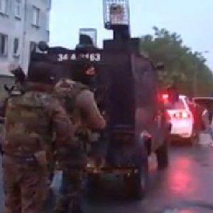 İstanbul Emniyeti'nden şafak operasyonu