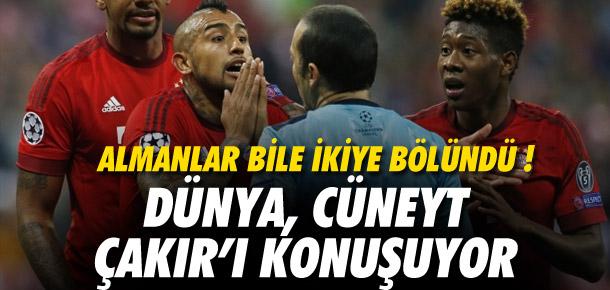 Dünya Cüneyt Çakır'ı konuşuyor