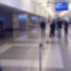 Atatürk Havalimanı'nda iğrenç olay