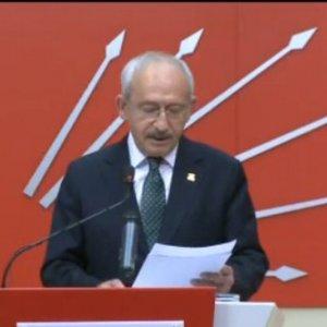 Kılıçdaroğlu: ''Bu bir Saray darbesidir''