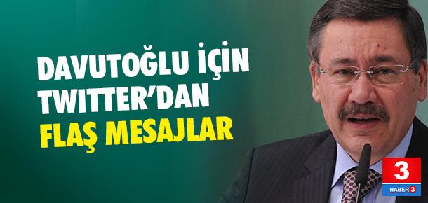 Melih Gökçek: Davutoğlu'nun vedası son derece seviyeli