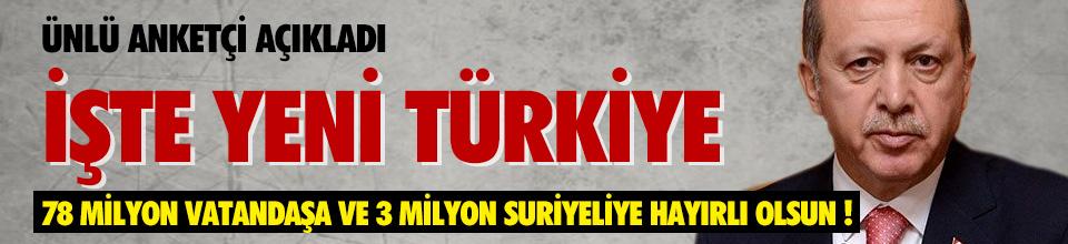 ''Sistem tıkandı Türk tipi başkanlık şart''