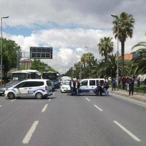 İstanbul'da sıcak dakiklar ! Vatan Caddesi kapatıldı