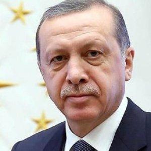 Erdoğan'a Numar Kurtulmuş eşlik etti