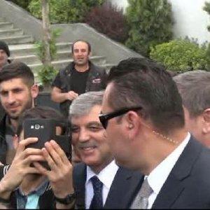 Abdullah Gül'e AK Parti sorusu