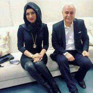 Nihat Hoca'nın pozu sosyal medyayı salladı !