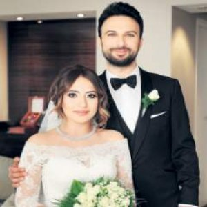 Tarkan'ın düğününden ilk fotoğraf