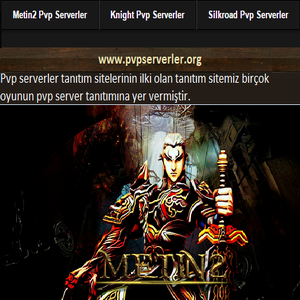Metin2 Pvp Serverlere İlgi Artıyor