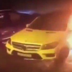 Rusya'da lüks araca bombalı saldırı !